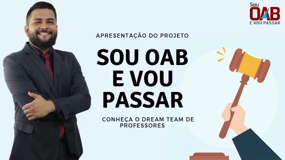 CONHEÇA O DREAM TEAM DEPROFESSORES